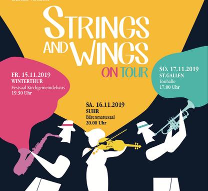 Strings&Wings on Tour