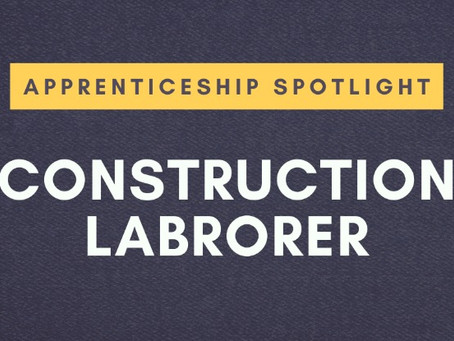 Northern Nevada Apprenticeship Spotlight: Construction Craft Laborer