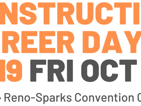October 18 is Construction Career Day in Reno!