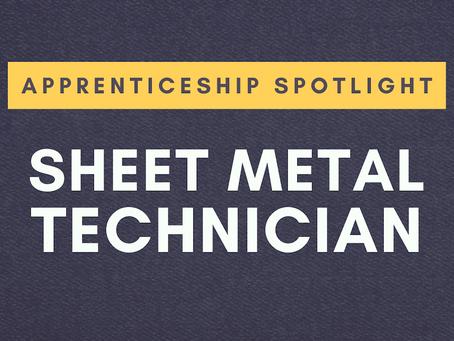 Northern Nevada Apprenticeship Spotlight: Sheet Metal Technician