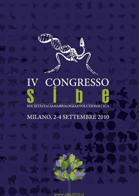 IV SIBE Conference, Milan 2010