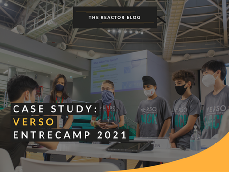 VERSO | EntreCamp 2021