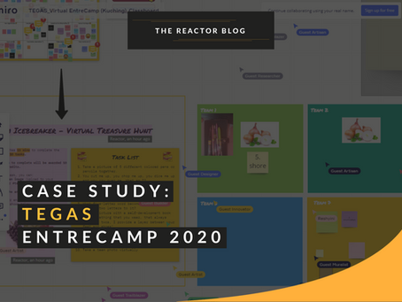 TEGAS | EntreCamp 2021