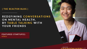Redefining Conversations On Mental Health, By Table Talking With Your Friends