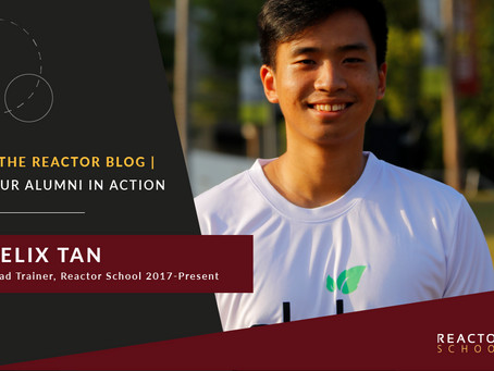 [Reactor Alumni] Soft Skills Development: A Young Founder's Solution To A Grades-Obsessed Singapore