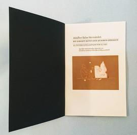 Adalber Salas cover book