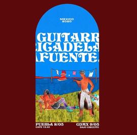 Poster Guitarricadelafuente
