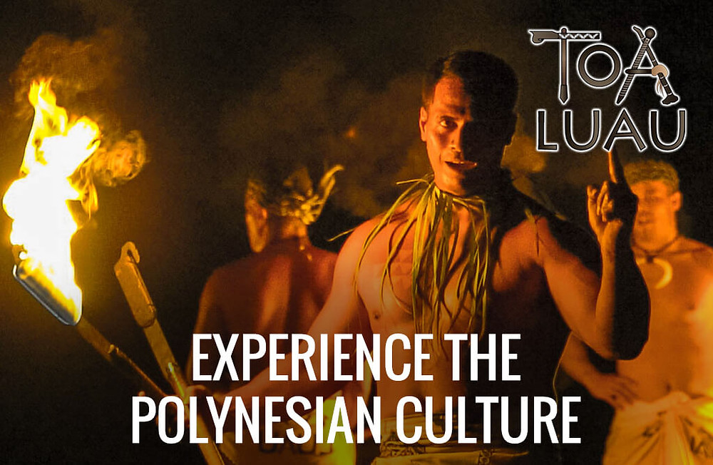experience the Polynesian culture