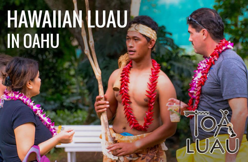 Hawaiian Luau Oahu