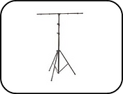 Lighting Stand & T Bar