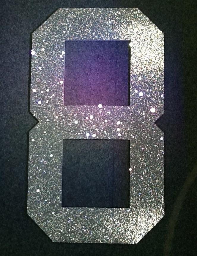 Glitter Number