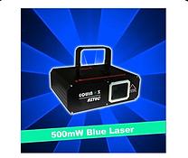 HIRE 121 - Aztec Blue Laser