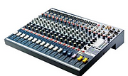 14 channel mixer