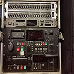 Used - 8 Unit Rack with Equipment