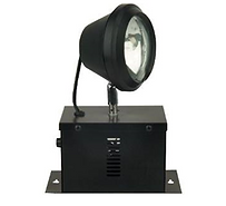 HIRE 37 - 30w Pinspot Scanning Light