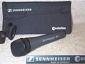 Sennheiser wired microphone