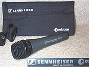 Sennheiser wired microphone