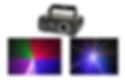 HIRE 122 - Kaleidoscope Laser
