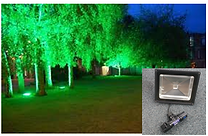 HIRE 131 - LED Outdoor Uplighter