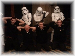 Under Attack!!! Stormtroopers...