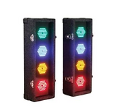 HIRE 95 - LED Party Lights (2 x 4 way)