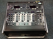 Denon Twin CD Player and Mixer