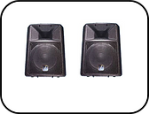 2 X EXTRA SPEAKERS FOR HIRE 7