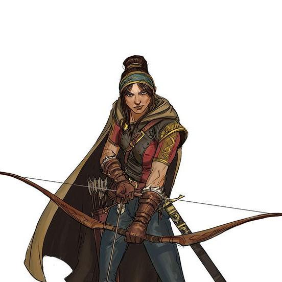 Cosplay/Fantasy Costume Design (Sat PM)