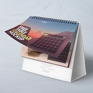 imprenta calendarios