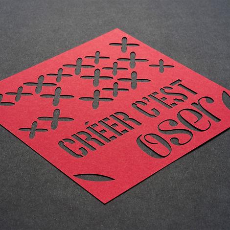 imprenta troquelado laser artes graficas
