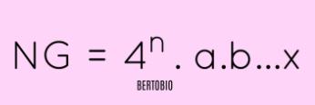 Número de Genótipos Diferentes (Segunda Lei de Mendel)