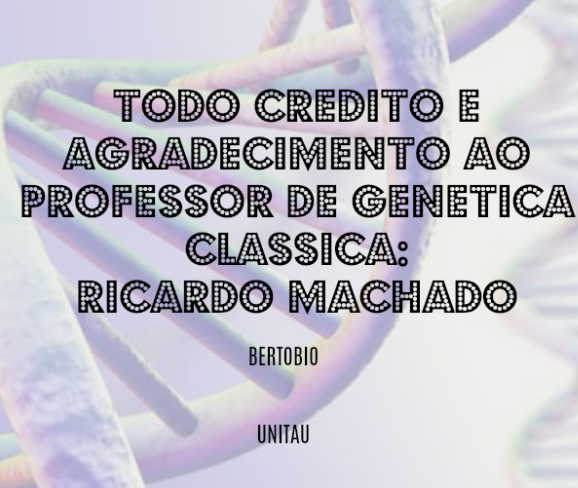 Agradecimento Ricardo Machado