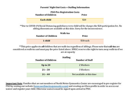 PNO Costs & Important Information-page00