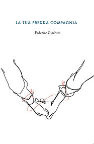 Copertina del libro La tua fredda compagnia
