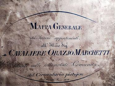 Mappa Generale Cav. Marchetti