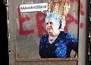 Carlo Verdone Street Art by LDB