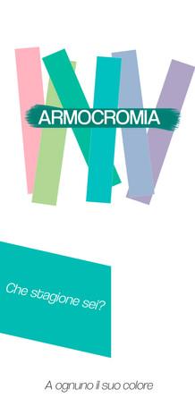 Depliant Armocromia 1