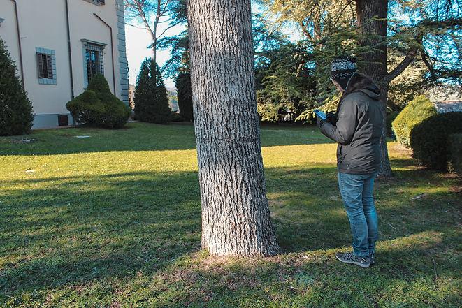 Parco Privato Villa