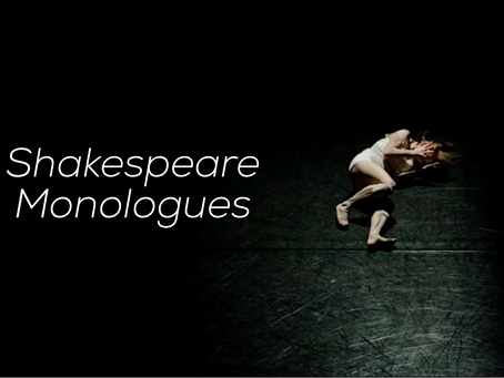 10 Shakespeare Monologues for Drama School Auditions
