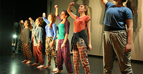 Feeling Nervous? Empowerment Tips from Drama School Graduates