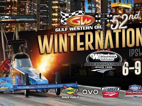 52nd Winternationals Drag Race - FREE SHUTTLE BUS