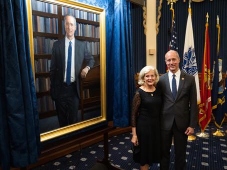 Exclusive: U.S. Rep. Mac Thornberry Talks Retirement, Impeachment and Future Hopes