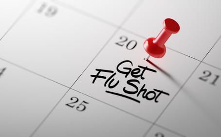 BSA CareXpress Reminds People Flu Shots Still Available