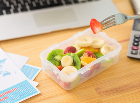 Tips for Healthier Snacking