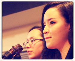 Michelle and Danielle Lim