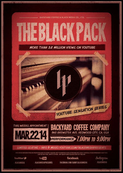 The Black Pack Live Show