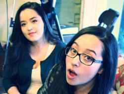 BackUp Vocalist, Danielle & Michelle