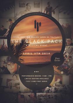 Black Pack Live at Papillon Gourmet