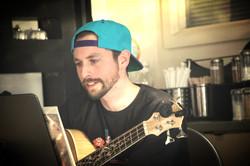 Bassist and Cypher, Logan Buck