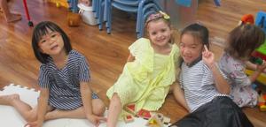 Full Day Kindergarten Causeway Bay